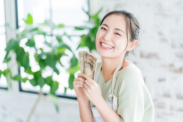 お金が欲しい主婦